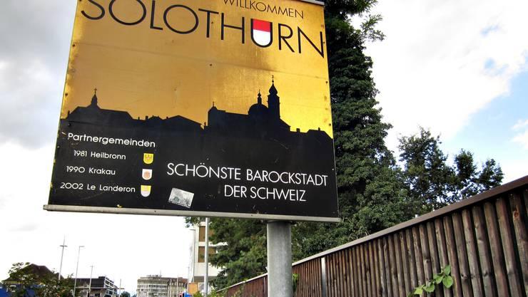Gibt es bald einen triftigen Grund mehr, warum Solothurn diesen Titel verdient hat?