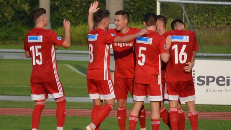 Der SC Zofingen ist in der 2. Liga inter seit vier Partien ungeschlagen.