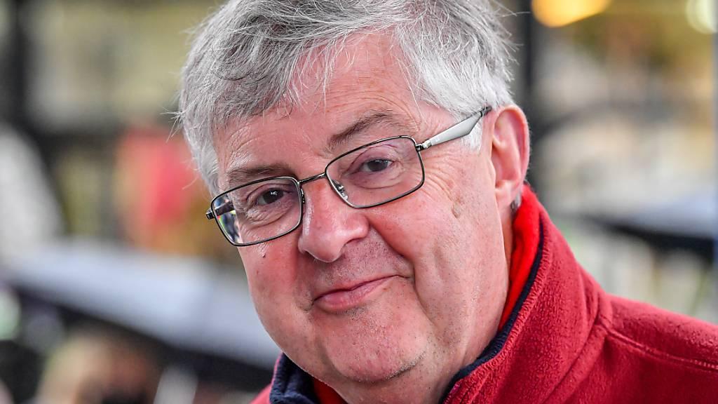 ARCHIV - Mark Drakeford, Regierungschef von Wales von der Labour-Partei. (Archivbild) Foto: Ben Birchall/PA Wire/dpa
