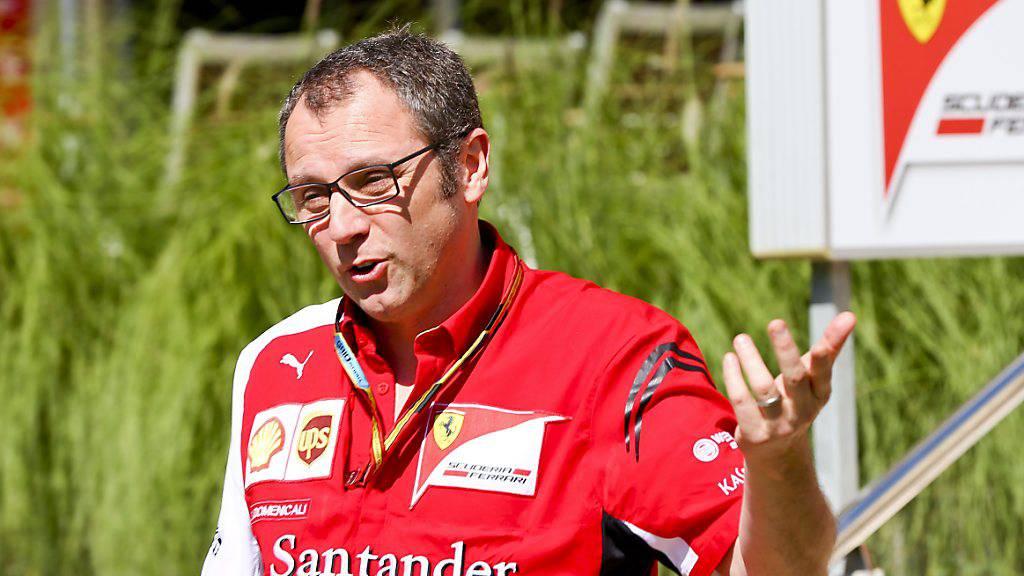Stefano Domenicali neuer Formel-1-Geschäftsführer