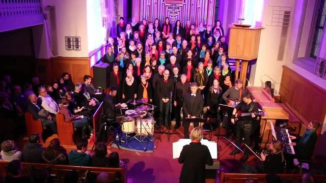 Ad-hoc Chor Reformierte Kirche Weiningen