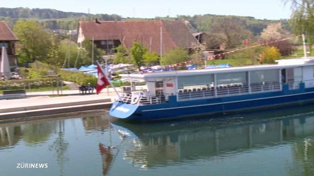 125 Jahre Schiffahrt auf dem Greifensee