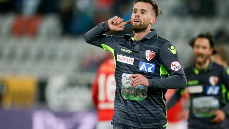Hat Ermir Lenjani vom FC Sion das schönste Tor 2019 geschossen?
