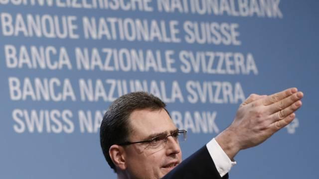 SNB-Präsident Thomas Jordan (Archiv)