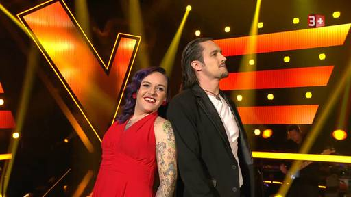 The Voice of Switzerland — Staffel 1 - Folge 9