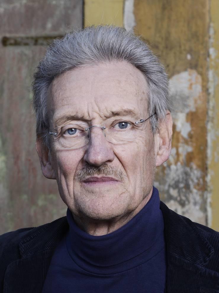 Christian Haller ist Schriftsteller