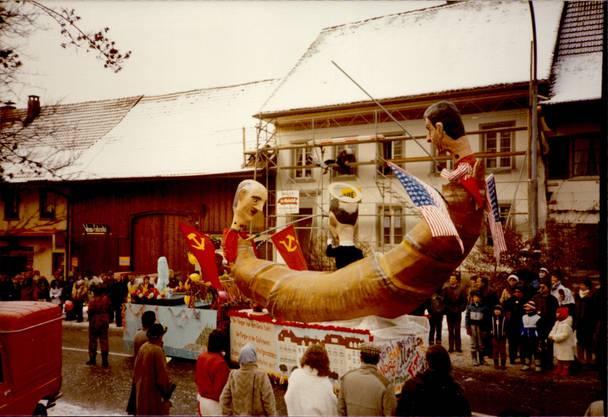 1986: Gipfeltreffen