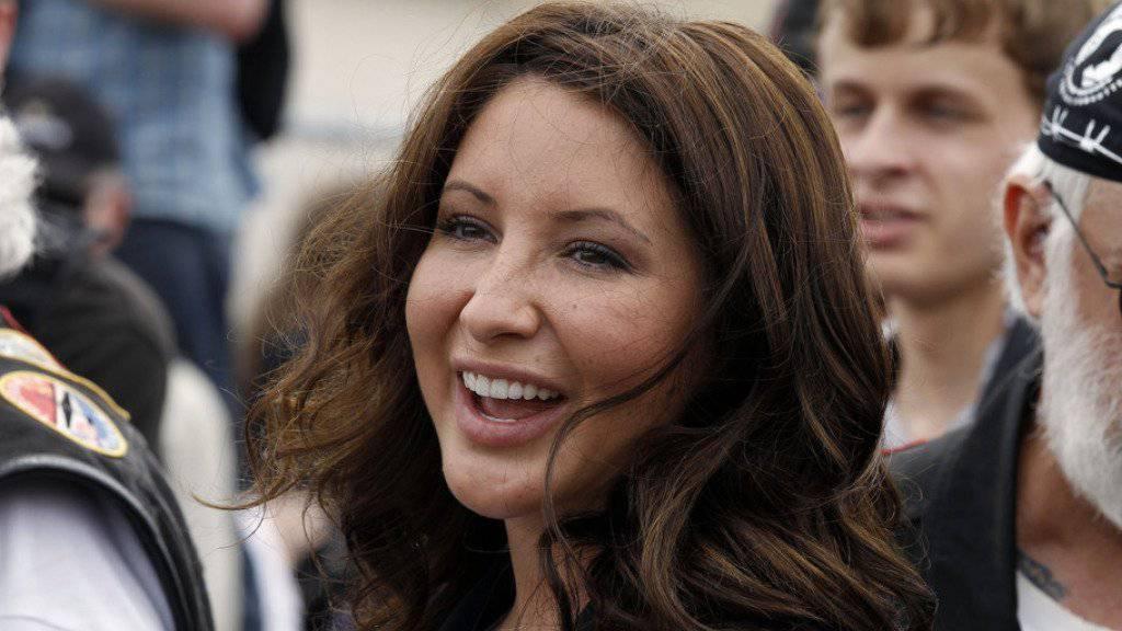 Endlich ist sie unter der Haube: Bristol Palin, Tochter der umstrittenen US-Politikerin Sarah Palin, hat den Vater ihres zweiten Kindes geheiratet. (Archiv)