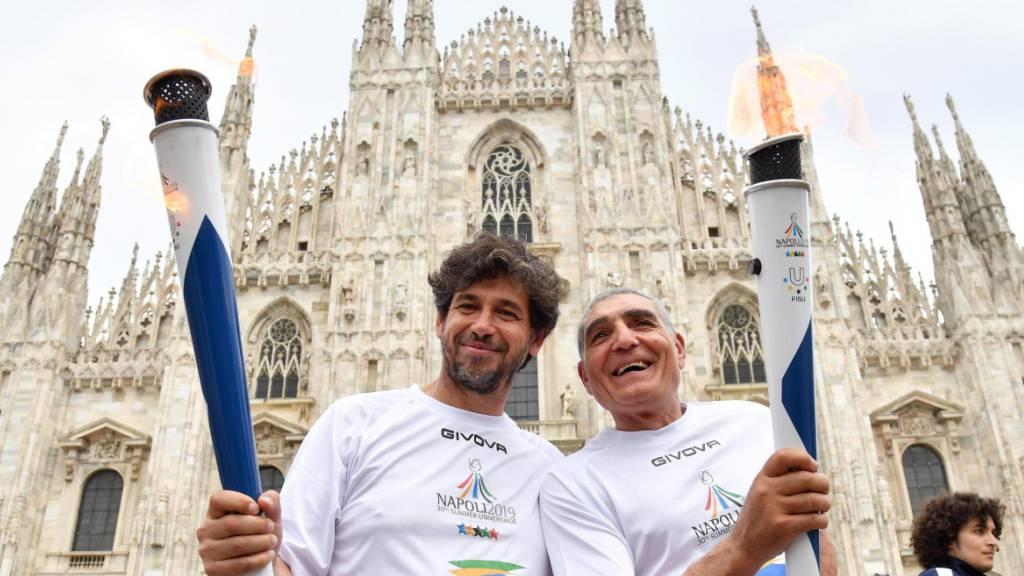 Sommer-Universiade auf 2022 verschoben