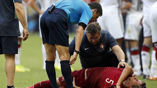Coentraos Adduktoren-Verletzung lässt keinen weiteren Einsatz zu