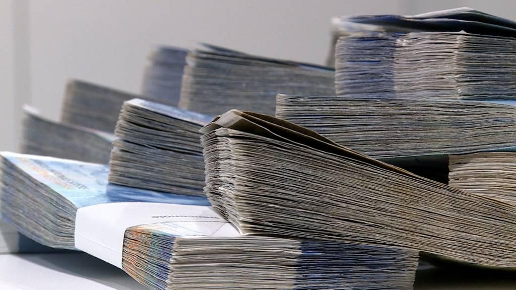Finanzkommission sagt Nein zu Investitionsfonds
