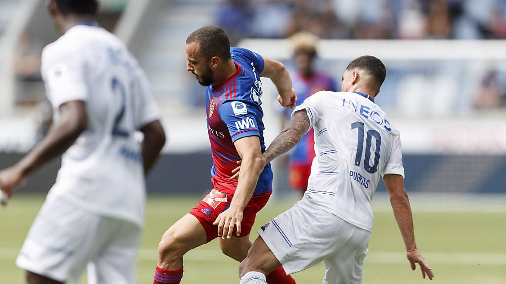 Cabral trifft doppelt, aber Basel gewinnt nicht