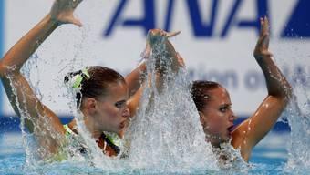 Sophie Giger und Sascia Kraus streben die Finalteilnahme der besten zwölf an