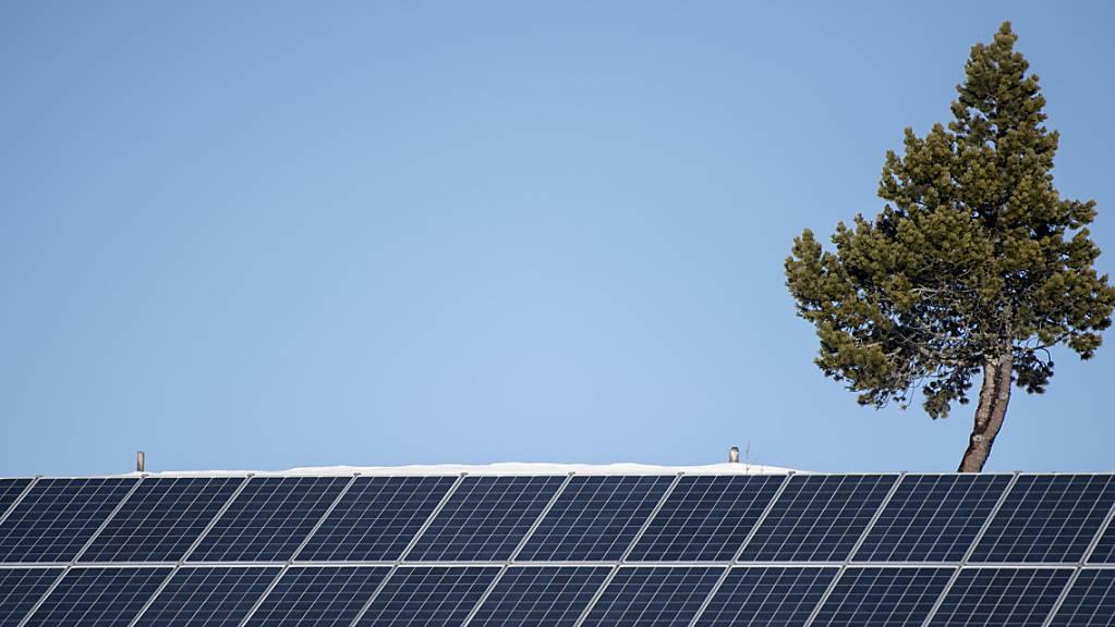 Die Thurgauer Regierung will in den kommenden zehn Jahren die Förderung erneuerbarer Energie verstärken. Sie legte dazu ein neues Konzept bis 2030 vor (Archivbild).