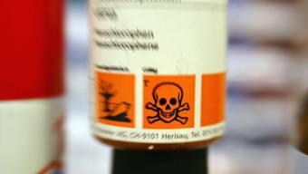 Die Piktogramme für chemische Produkte werden erneuert (Archiv)