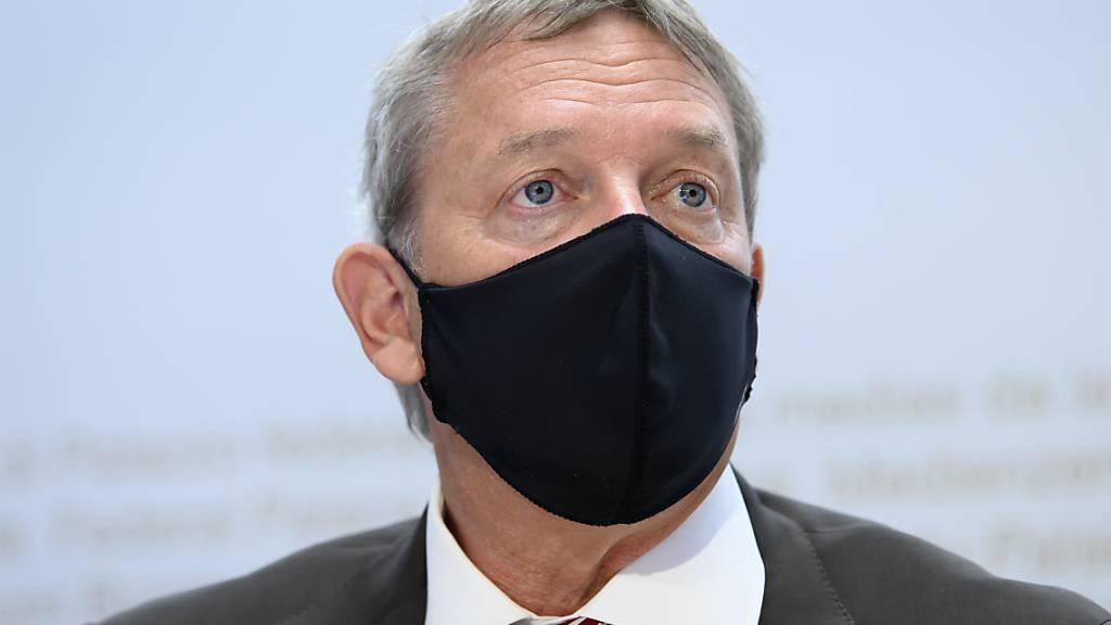Das Schweizer Gastgewerbe beklagt laut Gastrosuisse-Präsident Casimir Platzer hohe Stellenverluste. (Archivbild)