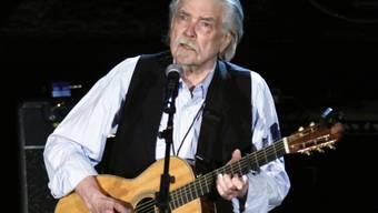 Der Country-Sänger Guy Clark ist mit 74 Jahren in Nashville gestorben. (Archivbild)