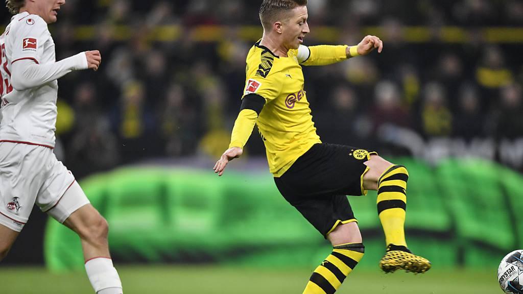 Dortmund siegt, und Joker Haaland trifft doppelt