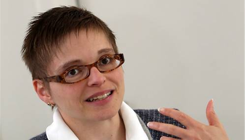 Claudia Hänzi, Chefin des kantonalen Amt für soziale Sicherheit (ASO)