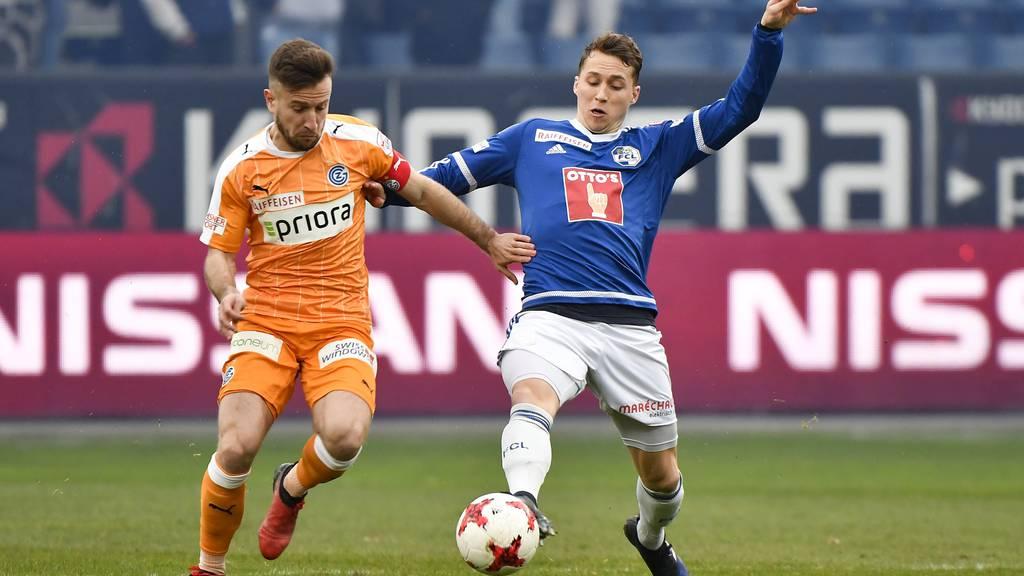 Ex-FCL-Spieler Nicolas Haas berichtet aus Italien
