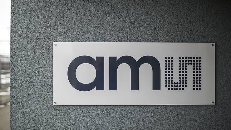 AMS mit massiv mehr Umsatz im Quartal (Archivbild)