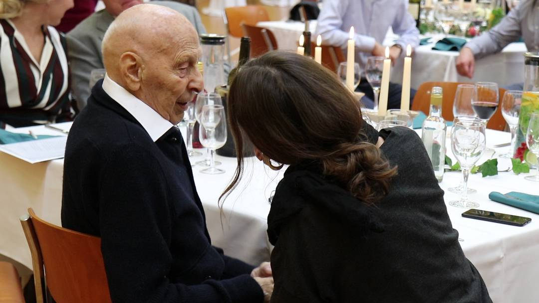 100 Gäste zum 100. Geburtstag: Bernhard Scherer aus Killwangen feierte im grossen Stil
