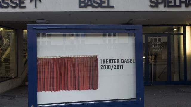 Theater Basel (Archiv)