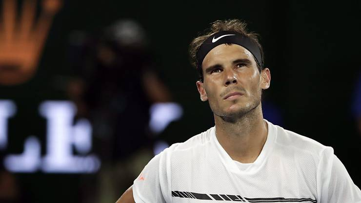 Rafael Nadal kann nicht aus dem Vollen schöpfen