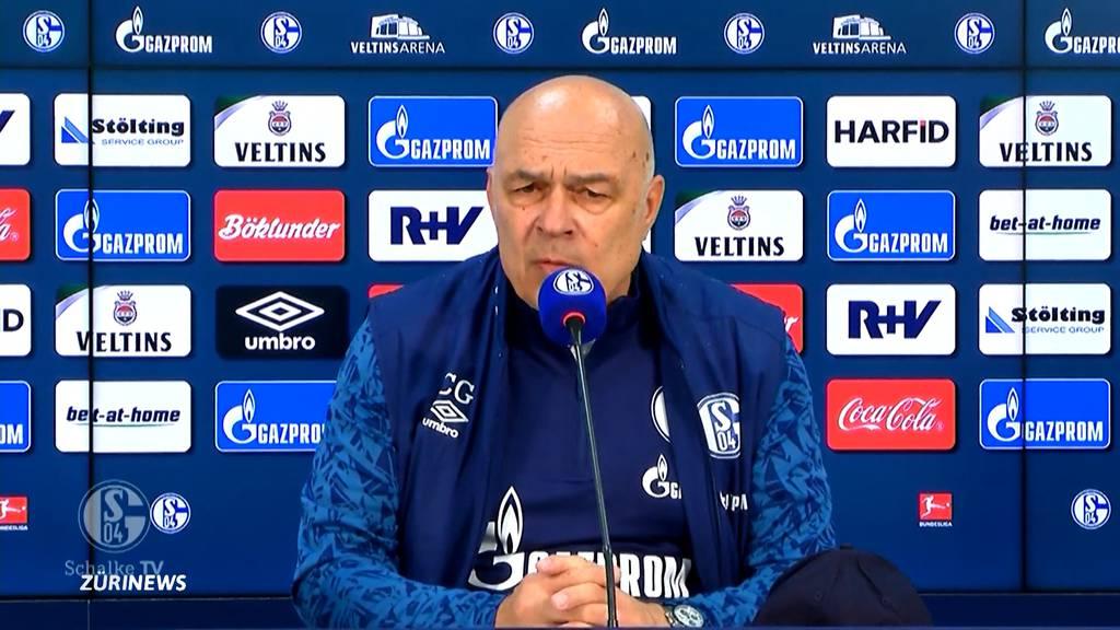 Christian Gross wird neuer Trainer von Schalke 04
