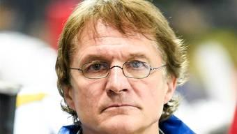 Schweigt zum Thema Nationalmannschaft: Arno Del Curto