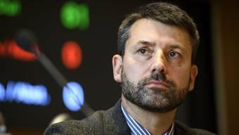 Sein Rücktritt gibt auch am Montag in Bern zu reden: Gottfried Locher, bis vor wenigen Wochen höchster Reformierter der Schweiz.