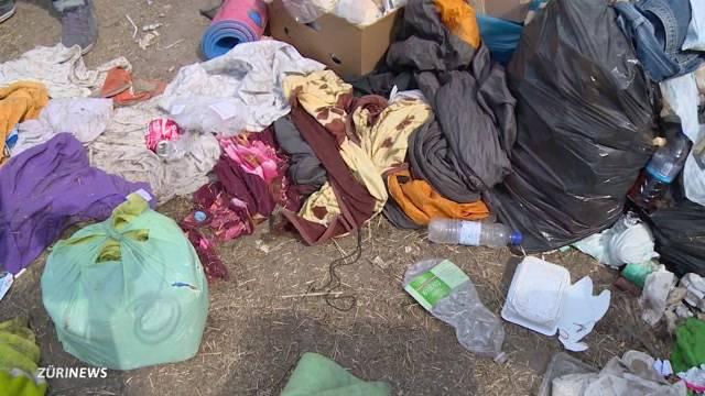 Gewalt gegen Flüchtlinge in Ungarn