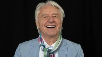 Kabarett-Legende Emil Steinberger.