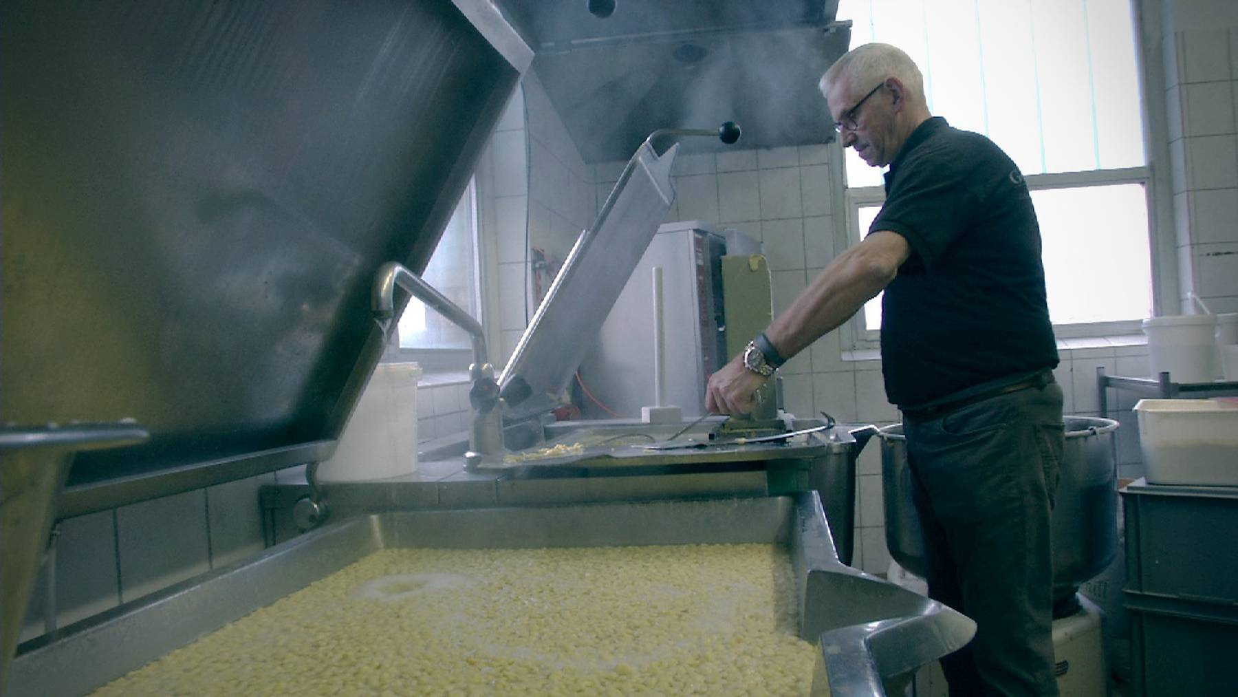Der Romanshorner Guido Helg verkauft seine Spätzli neuerdings in der ganzen Schweiz.