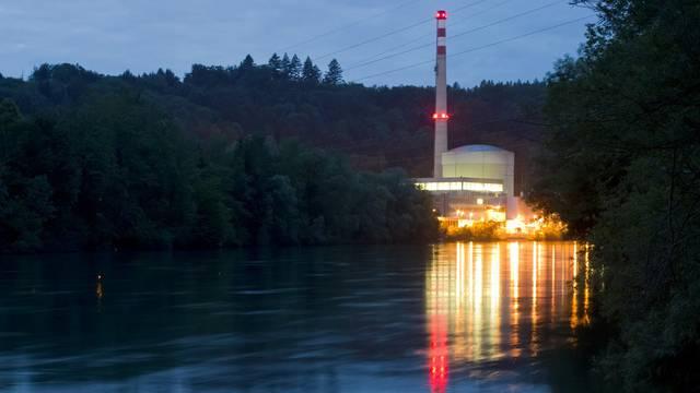 Das Atomkraftwerk Mühlenberg (Archiv)