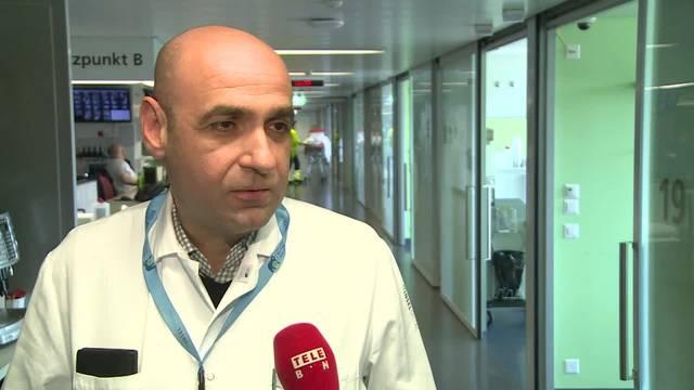Terror in Bern: Ist das Inselspital darauf vorbereitet?