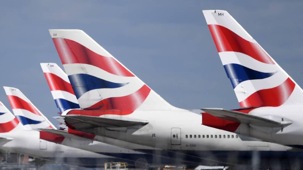 British Airways legt Boeing-747-Flotte vorzeitig still