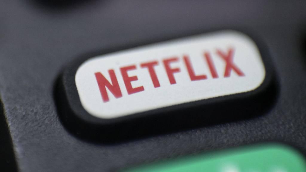 Die Konkurrenz setzt Netflix zu und das Kundenwachstum flaut stark ab. (Archiv)