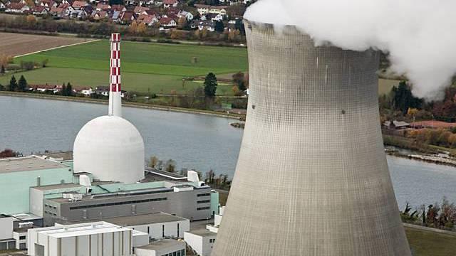 Alle Standorte sind gemäss Gutachten geeignet: hier das Atomkrafterk Gösgen