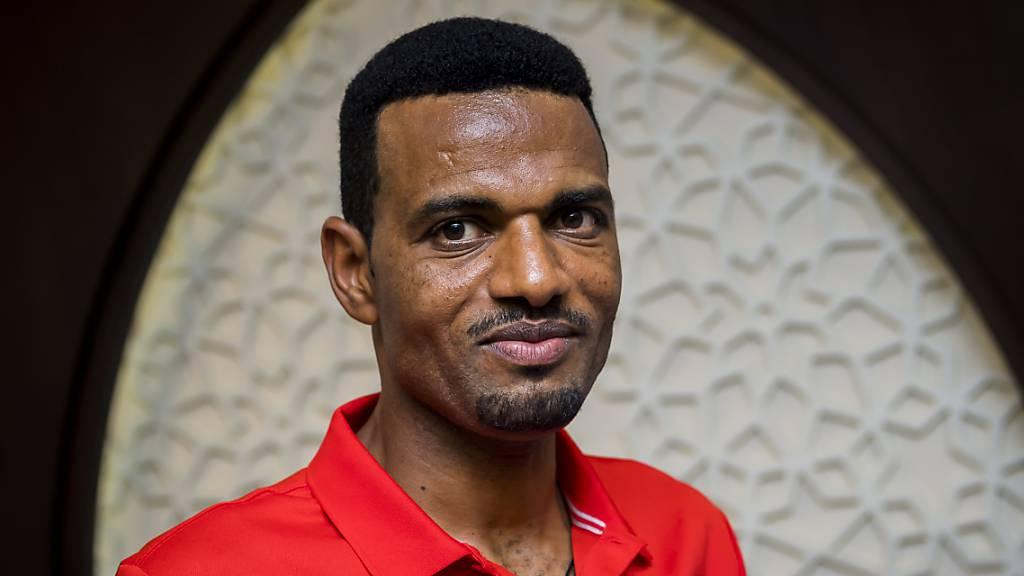 Tadesse Abrahams Kampf gegen die widrigen Umstände