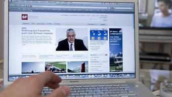 Verleger und SRG einigen sich nicht im Online-Streit (Symbolbild)