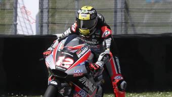 Tom Lüthi auf dem Circuit in Mugello