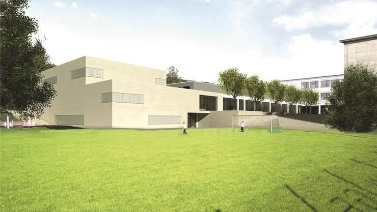 Das Referendum kam zustande, über den Kredit für die dritte Turnhalle in Oberrohrdorf wird nochmals abgestimmt.