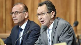 Philipp Müller (FDP/AG) hatte dafür plädiert, den Bundesrat zu beauftragen, umgehend eine Botschaft in Eritrea zu eröffnen.