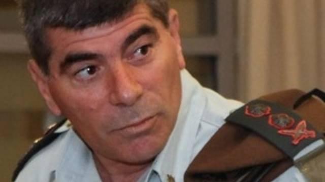 Israels Generalstabschef Gabi Aschkenasi