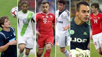 In der Bundesliga starten so viele Schweizer in die Fussball-Saison wie noch nie
