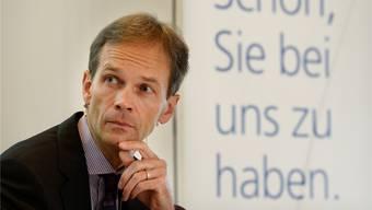 CEO Martin Scholl und die ZKB einigten sich mit der Juso vor Gericht. (Archiv)