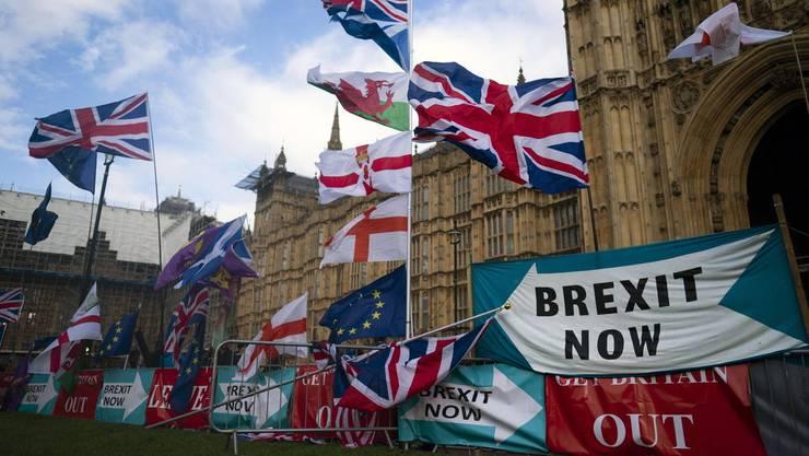 Brexit oder nicht? Das ist hier die Frage.