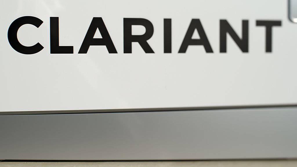 Währungseffekte haben den Umsatz des Chemiekonzerns Clariant schrumpfen lassen.