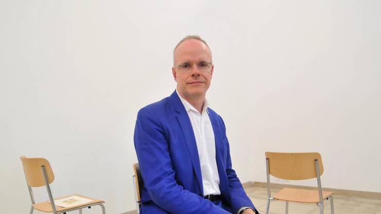 Der Schweizer Kurator Hans-Ulrich Obrist ist zur aktuell einflussreichsten Person im internationalen Kunstbetrieb gekürt worden. (Archivbild)